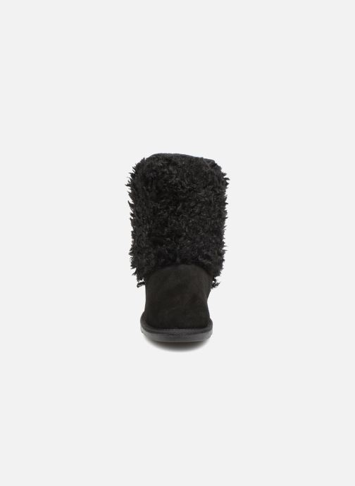 Stiefel Les Tropéziennes par M Belarbi CHAZEL schwarz schuhe getragen