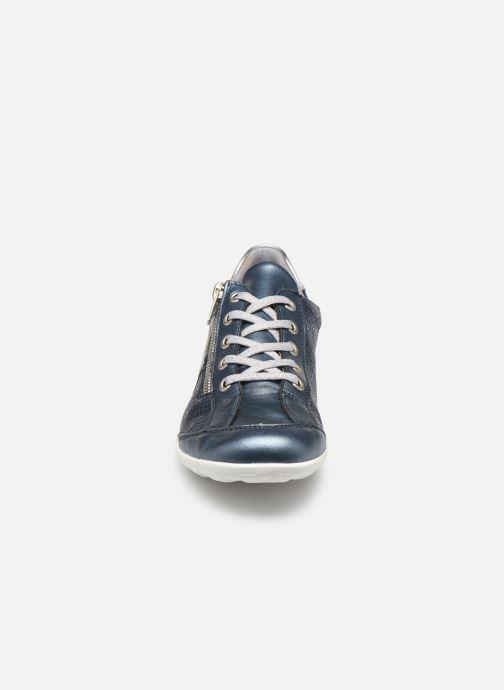 Baskets Remonte Magalie R3409 Bleu vue portées chaussures