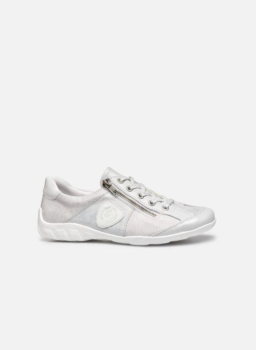Sneakers Remonte Magalie Bianco immagine posteriore