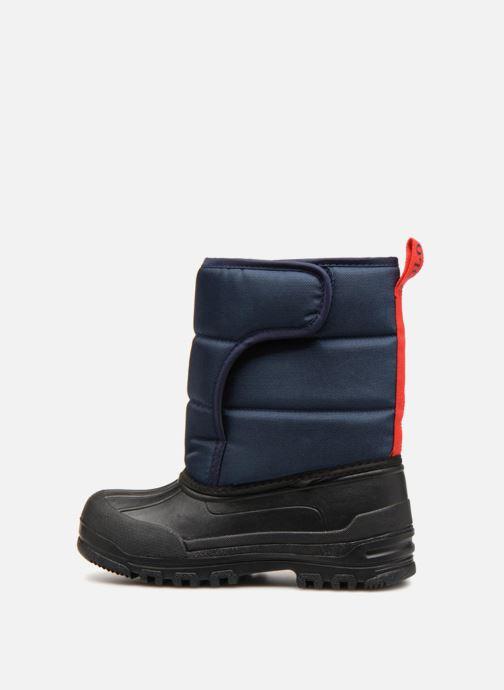 Chaussures de sport Polo Ralph Lauren Hamilten II EZ Bleu vue face