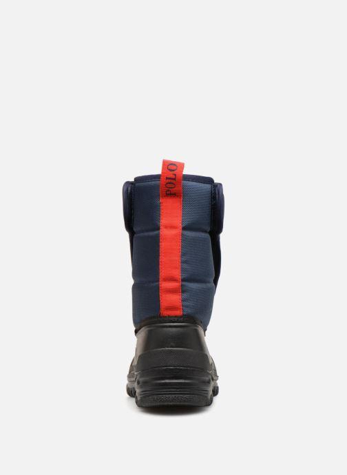 Sportschuhe Polo Ralph Lauren Hamilten II EZ blau ansicht von rechts