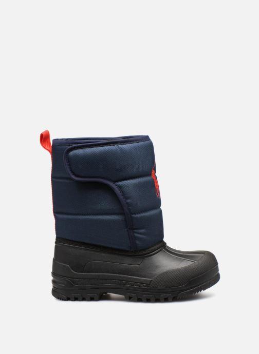 Chaussures de sport Polo Ralph Lauren Hamilten II EZ Bleu vue derrière