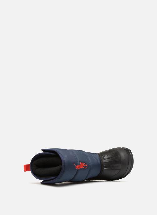 Chaussures de sport Polo Ralph Lauren Hamilten II EZ Bleu vue gauche