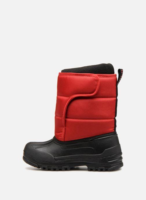 Chaussures de sport Polo Ralph Lauren Hamilten II EZ Rouge vue face