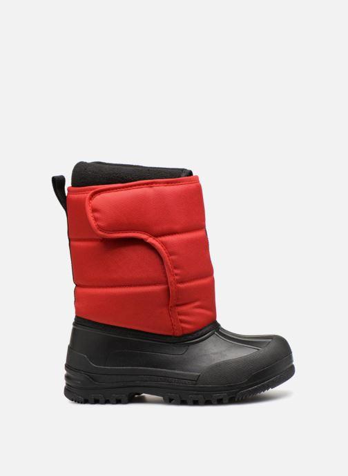 Chaussures de sport Polo Ralph Lauren Hamilten II EZ Rouge vue derrière