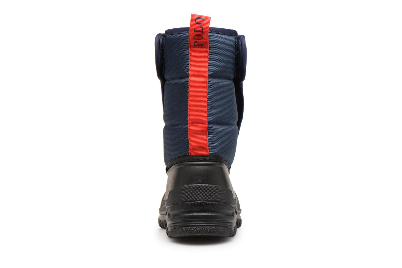 Chaussures de sport Polo Ralph Lauren Hamilten II EZ Bleu vue droite