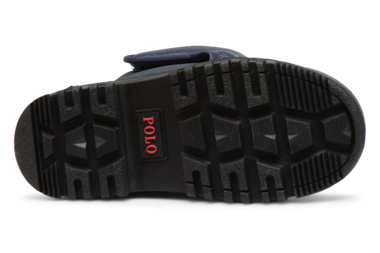 Chaussures de sport Polo Ralph Lauren Hamilten II EZ Bleu vue haut