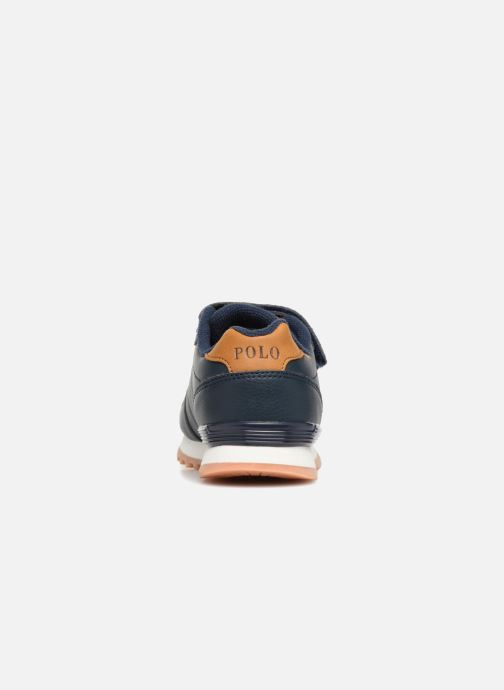 Sneakers Polo Ralph Lauren Oryion EZ Blauw rechts