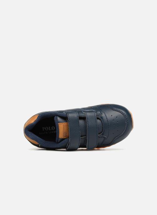 Sneakers Polo Ralph Lauren Oryion EZ Blauw links