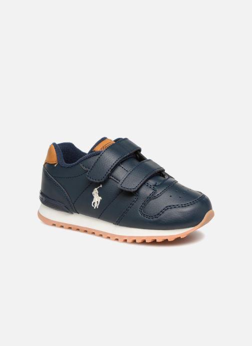 Sneakers Polo Ralph Lauren Oryion EZ Blauw detail
