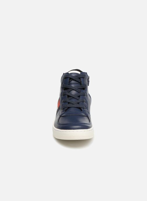 Baskets Tommy Hilfiger Tommy 30095 Bleu vue portées chaussures