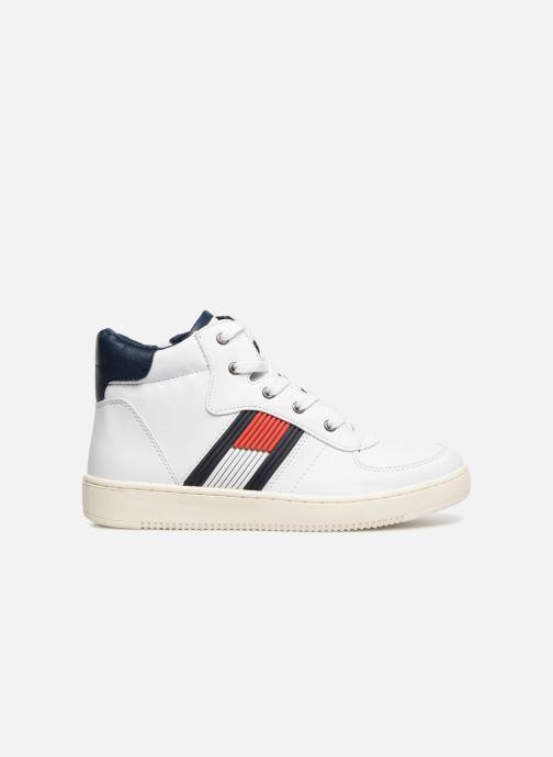 Sneaker Tommy Hilfiger Tommy 30095 weiß ansicht von hinten