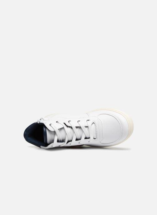 Sneaker Tommy Hilfiger Tommy 30095 weiß ansicht von links