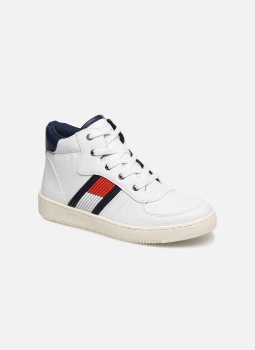 Sneaker Tommy Hilfiger Tommy 30095 weiß detaillierte ansicht/modell