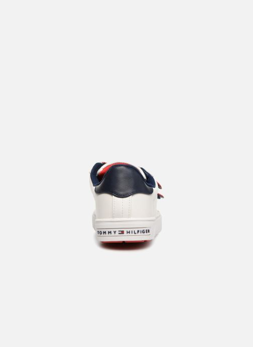 Baskets Tommy Hilfiger Tommy 30098 Blanc vue droite