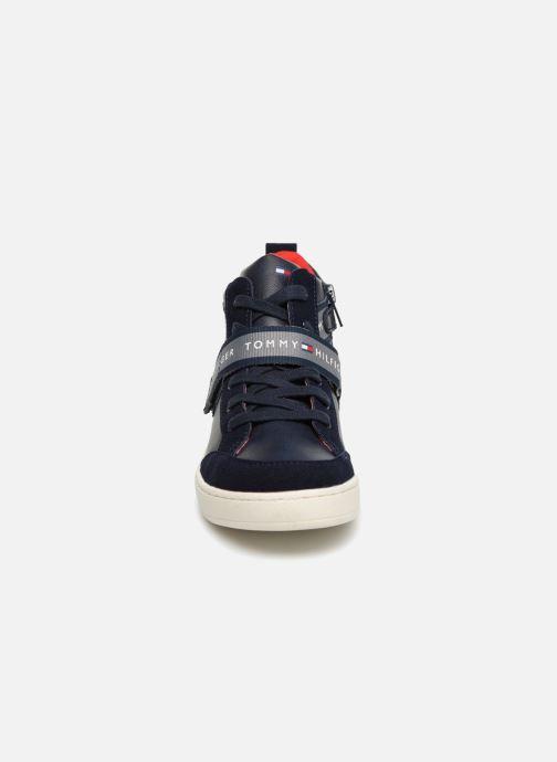 Baskets Tommy Hilfiger Tommy 30100 Bleu vue portées chaussures