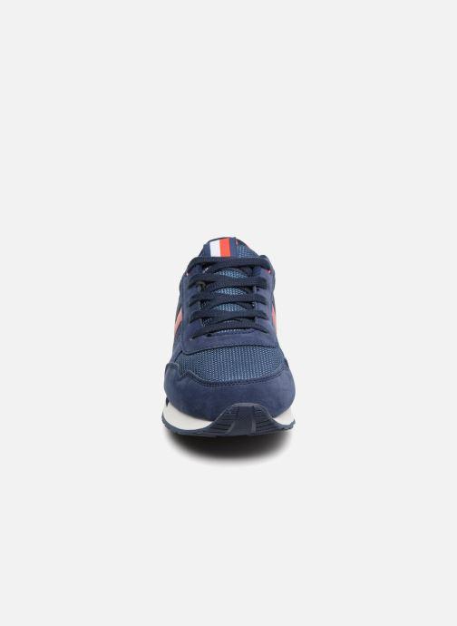 Baskets Tommy Hilfiger Tommy 30080 Bleu vue portées chaussures