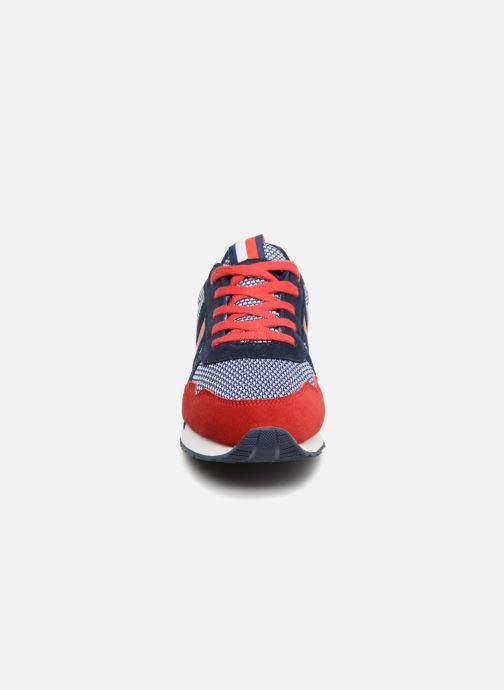 Baskets Tommy Hilfiger Tommy 30081 Multicolore vue portées chaussures