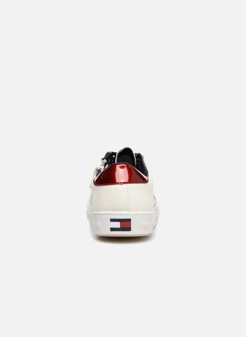 Baskets Tommy Hilfiger Tommy 30022 Blanc vue droite