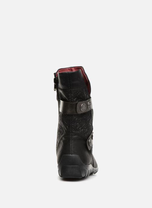 Bottines et boots Remonte Maewen R3495 Noir vue droite