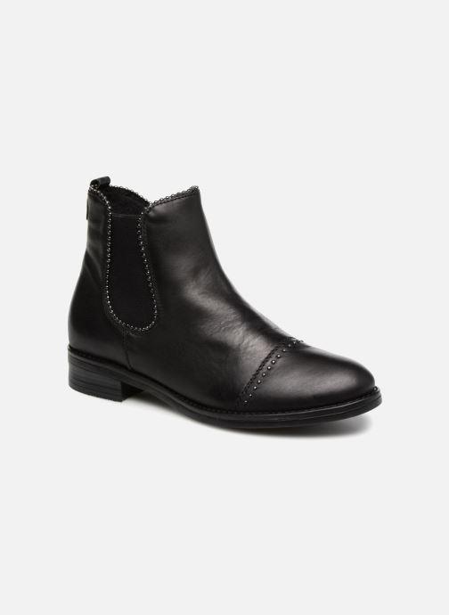 Remonte Malo D8587 (schwarz) - Stiefeletten & Stiefel bei Más cómodo
