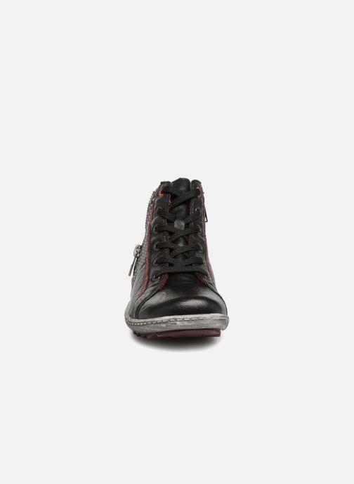 Baskets Remonte Mara R1494 Noir vue portées chaussures