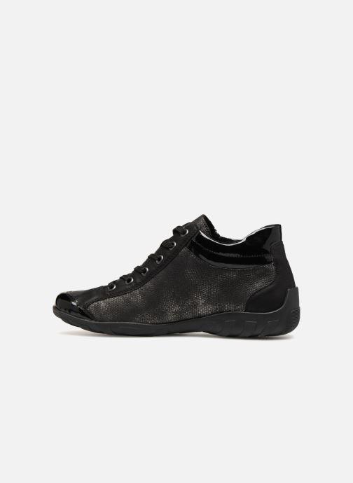 Sneakers Remonte Marise R3489 Zwart voorkant