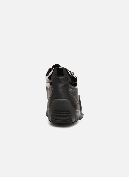 Sneakers Remonte Marise R3489 Zwart rechts