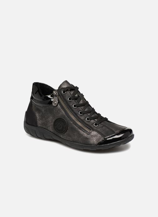 Sneaker Remonte Marise R3489 schwarz detaillierte ansicht/modell
