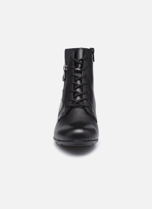 Bottines et boots Remonte Marlène R7570 Noir vue portées chaussures