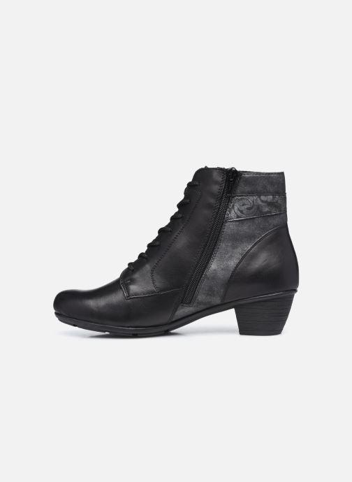 Bottines et boots Remonte Marlène R7570 Noir vue face