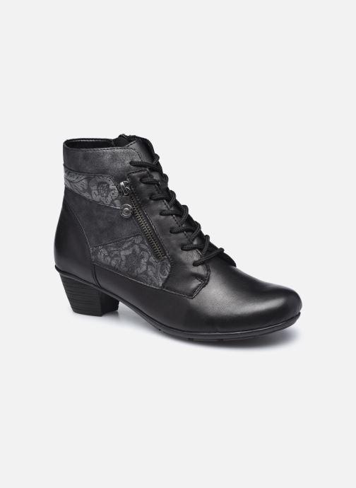 Bottines et boots Remonte Marlène R7570 Noir vue détail/paire