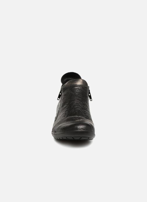 Bottines et boots Remonte Mathéa R7671 Noir vue portées chaussures