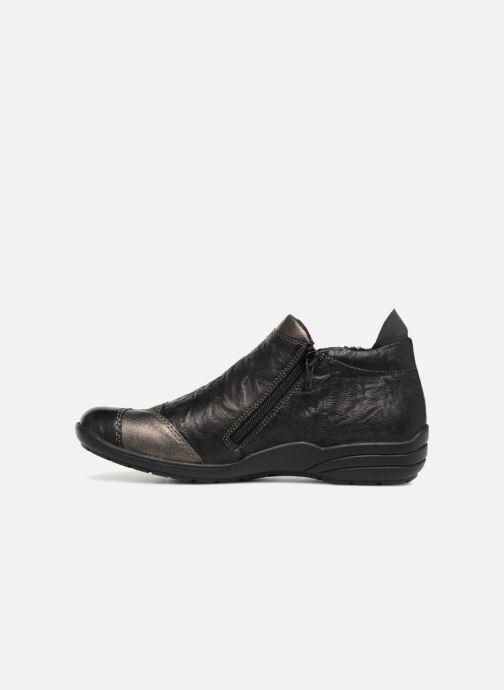 Bottines et boots Remonte Mathéa R7671 Noir vue face
