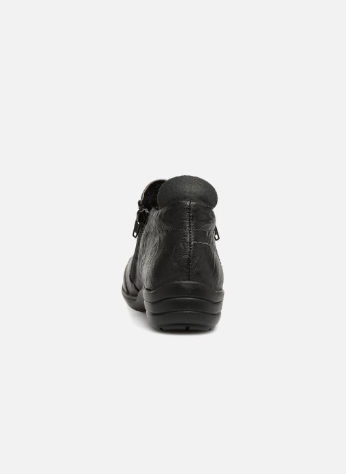 Bottines et boots Remonte Mathéa R7671 Noir vue droite