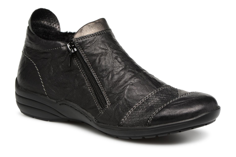 Moda barata y hermosa  Remonte Mathéa R7671 (Negro) Más - Botines  en Más (Negro) cómodo b5d617