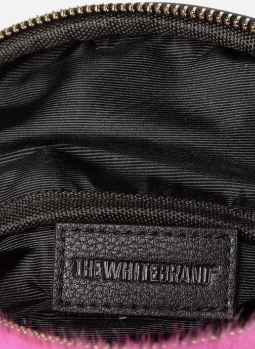 Handtaschen TheWhiteBrand Trina rosa ansicht von hinten