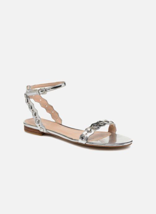 Sandales et nu-pieds Aldo AMELIE Argent vue détail/paire