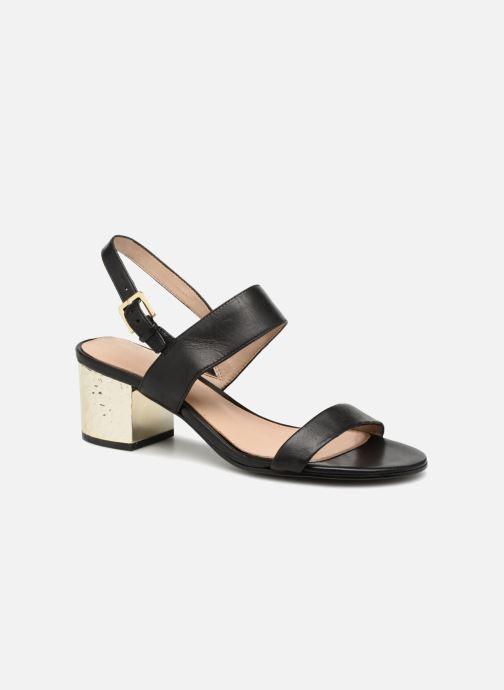 Sandales et nu-pieds Aldo BRANDEY Noir vue détail/paire