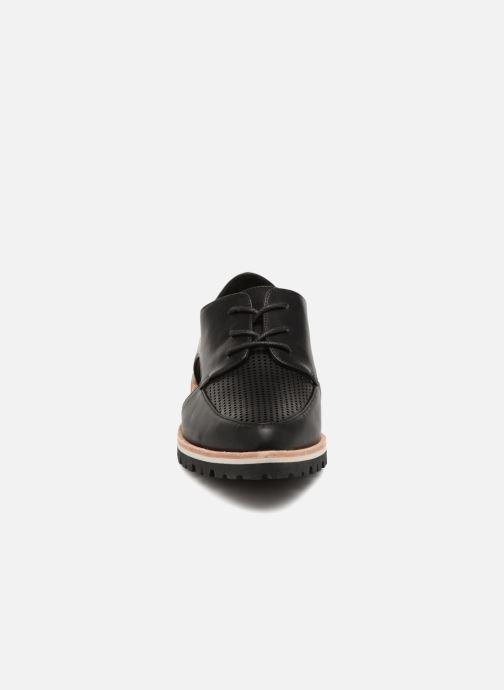 Chaussures à lacets Aldo CAMUNO Noir vue portées chaussures