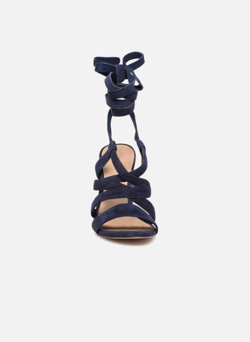 Sandales et nu-pieds Aldo EXERILA Bleu vue portées chaussures