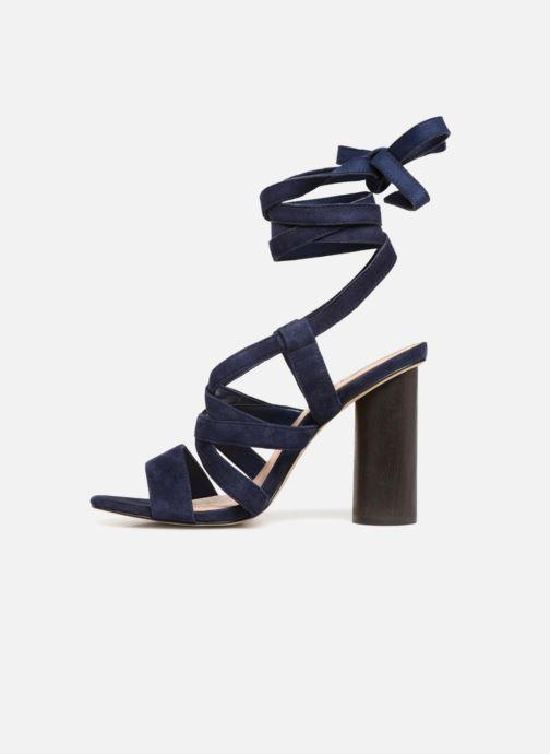 Sandales et nu-pieds Aldo EXERILA Bleu vue face
