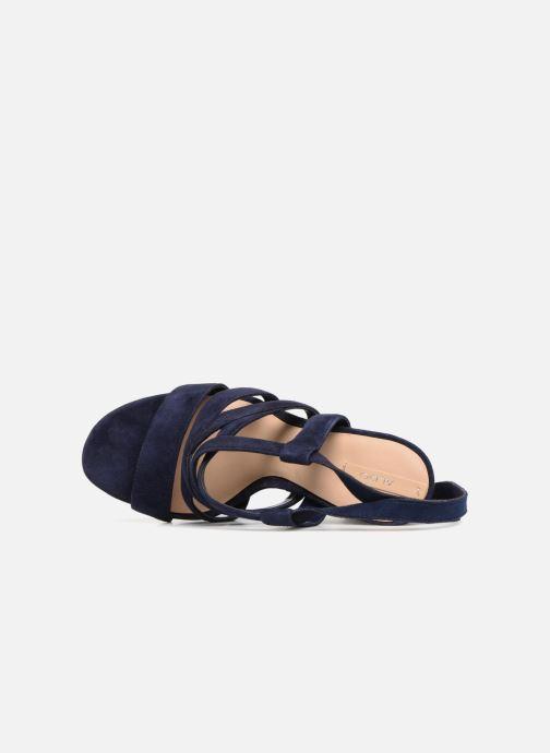 Sandales et nu-pieds Aldo EXERILA Bleu vue gauche