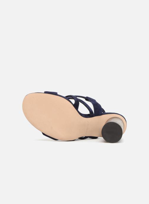 Sandales et nu-pieds Aldo EXERILA Bleu vue haut
