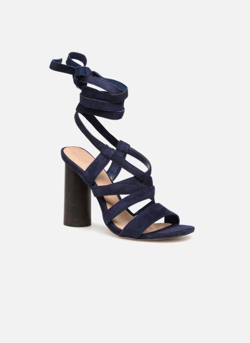 Sandales et nu-pieds Aldo EXERILA Bleu vue détail/paire