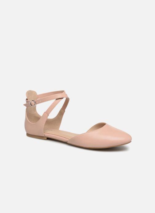 1d78a23eba3 ... Chaussure femme · Aldo femme  FALORISA. Ballerines Aldo FALORISA Beige  vue détail paire