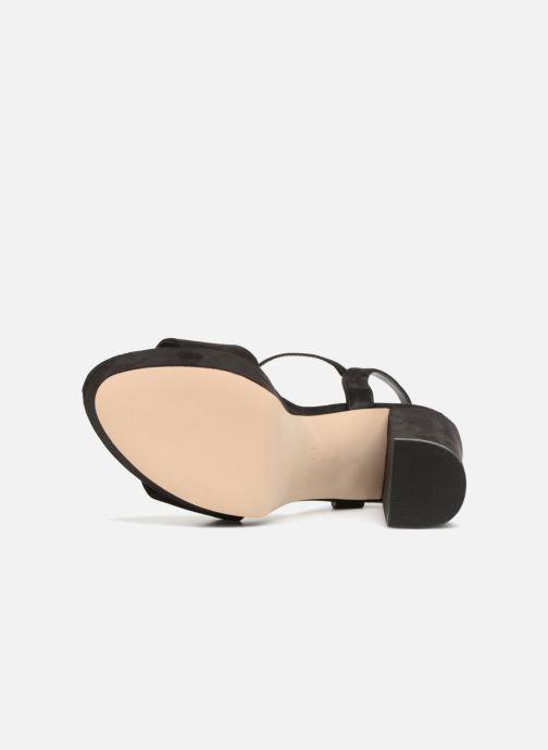 Sandales et nu-pieds Aldo KANDIE Noir vue haut