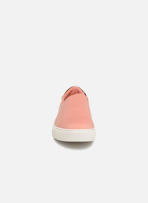 Baskets Aldo LANSDALE Rose vue portées chaussures