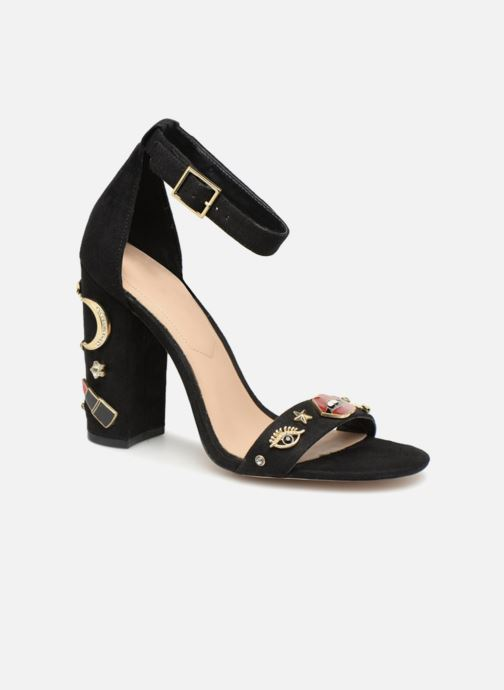 Sandales et nu-pieds Aldo LARELLE Noir vue détail/paire