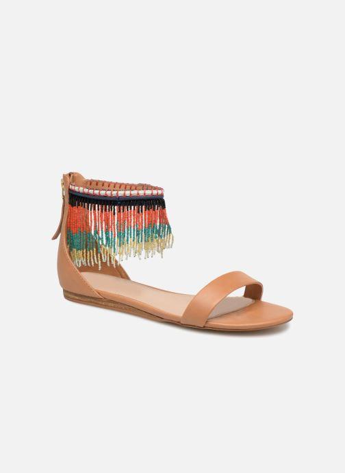 Sandales et nu-pieds Aldo LARYSA Marron vue détail/paire